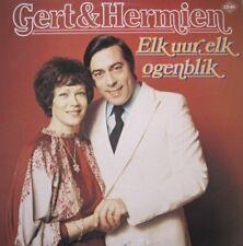 GERT & HERMIEN - ELK UUR, ELK OGENBLIK  - LP (ORIGINAL INNERSLEEVE)
