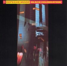 Black Celebration by Depeche Mode (CD, Mar-1986, Sire) Made in Japan