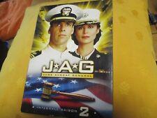 """COFFRET 4 DVD """"JAG (JUGE AVOCAT GENERAL) - SAISON 2"""""""