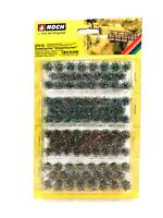 Noch Static Grass Wild Flower Tufts 6-12mm 07015 Model Scale Railroad Scenery HO