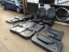 Audi A5 S Line  Leather Interiors Including Door Cards 2013