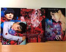 Limited Photobook+ CD/DVD+ Card NEW! SHINee 2017 Flame of Love Taemin kpop jpop