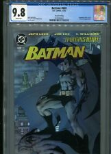 Batman #608   (2nd print)   CGC 9.8  White Pages