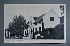 R&L Postcard: Parel Vallei, Somerset West, Cape Town South Africa