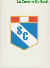 051 LOGO BADGE CLUB SPORTING CRISTAL PERU STICKER PRIMERA DIVISION 2006 PANINI