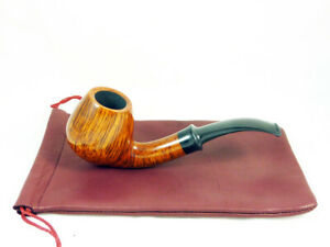 briar pipe Peter Hedegaard OP3 Denmark smooth briar pipe pipa pfeife unsmoked