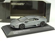 Minichamps 1/43 - Lamborghini Reventon Grise