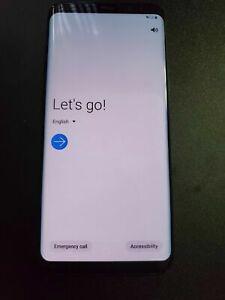 Samsung Galaxy S8 Plus - 64GB - Black (Verizon)