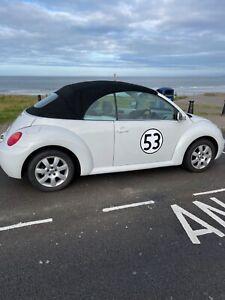 VW Beetle Convertible 1.9 TDI 2004