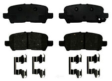 Both Left and Right PROFORCE SMD999 Semi Metallic Disc Brake Pads Set Rear