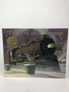 The Polar Express Book by Chris Van Allsburg ~ BRAND NEW