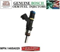NEW 1x OEM Bosch Fuel Injector for 2008-2013 Mitsubishi Lancer 2.0L I4 *1465A029
