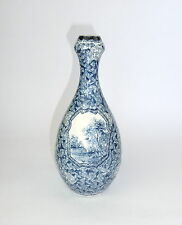 Ausgefallene Vase um 1890  Franz Anton Mehlem Bonner Keramik