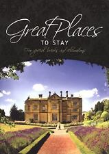 Great Places to Stay, VisitBritain Publishing, Good Book
