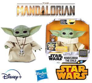 Star Wars Grogu The Child Animatronic The Mandalorian Hasbro Toy Official New