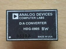 HDG-0805BW D/A Converter Devices 24 PIN gold plated pin