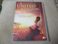 "DVD ""A UNITED KINGDOM"" David OYELOWO, Rosamund PIKE / Amma ASANTE"