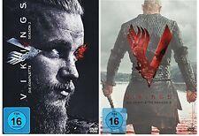 Vikings - Staffel 2+3 - NEU OVP - DVD Set