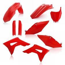 ACERBIS FULL PLASTIC KIT RED 2630700227