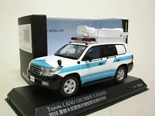 1:43 Kyosho RAI'S Toyota Land Cruiser URJ202 Lexus LX570 Riot Police Command