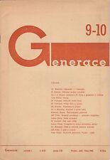 KAREL Teige generace MAGAZINE 1946 Ceca modernist Avant-Garde design tipografia