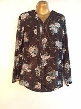Marks and Spencer Silk Floral Tops & Shirts for Women