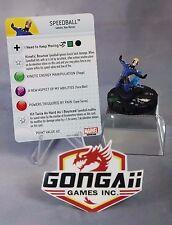 Marvel Heroclix Fear Itself set Speedball #010 Uncommon