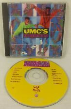 The UMC's Fruits Of Nature CD Hassan 1991 Hip Hop Wild Pitch Records CDP 597544