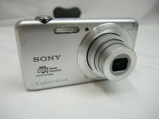 Sony Cyber-shot DSC-W710 16.1MP Digital Camera - Silver