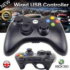 USB Wired Console Gamepad Controller Joypad For Microsoft XBOX 360 PC Windows 10
