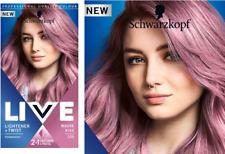 Schwarzkopf Live Permanent Lightener + Pastel Twist 105 MAUVE Kiss