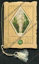 CALENDARIETTO BORSARI & C. PARMA 1915 LE MUSE - Sucess. GIACOMO GRILLI PIACENZA