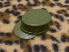 Vintage GI Joe 60s green army hat #8 made in USA cap military fatigue soldier 2
