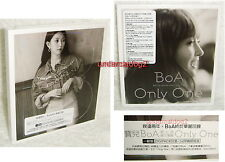 Korea BoA Vol. 7 Only One Taiwan CD+24P photobook -Normal Edition- (Digipak)