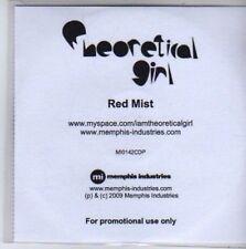 (BB221) Theoretical Girl, Red Mist - DJ CD