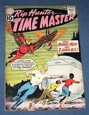 Rip Hunter Time Master #4  Oct 1961  The Bird-Men