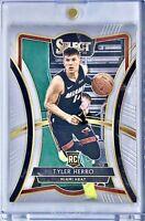 2019-20 Panini Select Premier Level Tyler Herro Prizm Rookie card RC Miami Heat