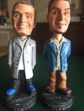 2001 N Sync Bobbleheads Justin and Lance - Best Buy- No Box