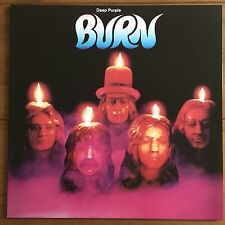 "Deep Purple - Burn  12"" Vinyl Lp 180 Gram"