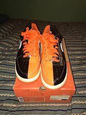 Size 11.5 Men's  Nike Air Force 1 Premium Halloween 313641 011 Athletic Sneakers