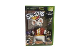 Sneakers (Microsoft Xbox, 2002) Tested Works Great
