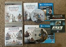 ASSASSINS CREED Ezio trilogy The Americas Collections  PS3 Playsation 3 CIB