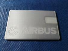 Werbeartikel - hochwertiger Muster USB-Stick, Karten Format - AIRBUS