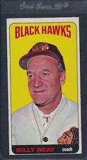 1964/65 Topps #038 Billy Reay Blackhawks EX *83
