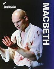 More details for macbeth (cambridge school shakespeare) by william shakespeare new book