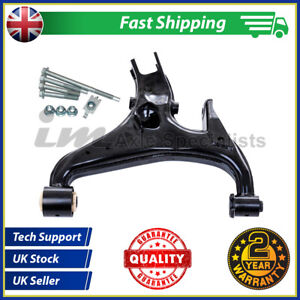 Fits Land Rover Discovery 3 Rear Right Lower control Arm+Fitting Kit (wishbone)