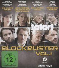 2 Blu-rays * TATORT - BLOCKBUSTER VOL. 1 # NEU OVP &