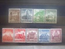 Dt. Reich , Mi. Nr. 751 - 59 postfrisch , s. Foto