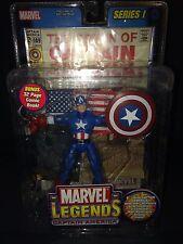 Marvel Legends Captain America Series I