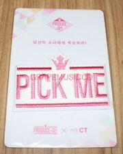 PRODUCE 48 PRODUCE48 OFFICIAL GOODS PICK ME PATCH SEALED